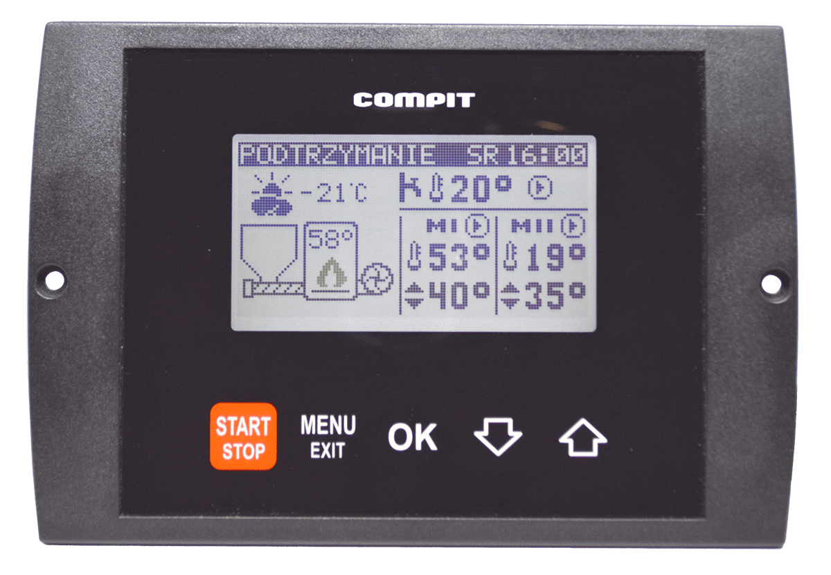 Sterownik Compit R770