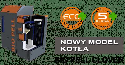 Kocioł KDC BIO PELL CLOVER – 5 klasa