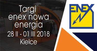 Targi Enex Nowa Energia 2018