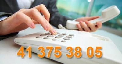 Telefon stacjonarny Kawah – Technika Grzewcza