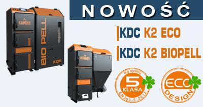 Nowe kotły 5 klasy – KDC K2