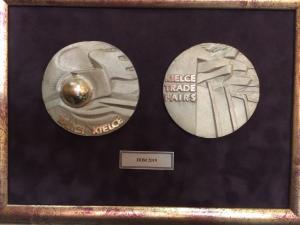 Złoty Medal Targi Dom 2019
